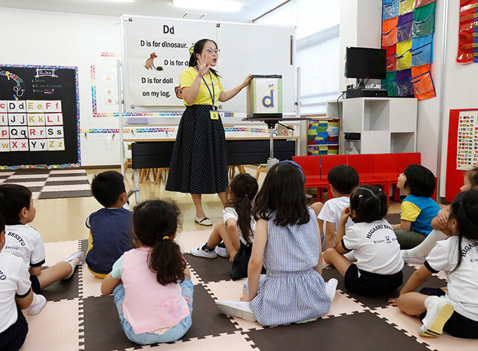 About Pre-School