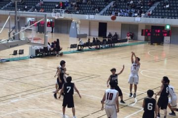 2019 First Official Tournament : SH Boys Basketball/ 高校総体バスケットボール大会始まりました!